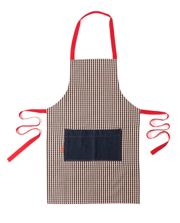 APRON TEXAN POCKET