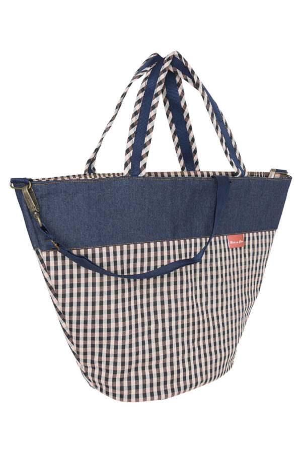 Carrycot (jean cloth)